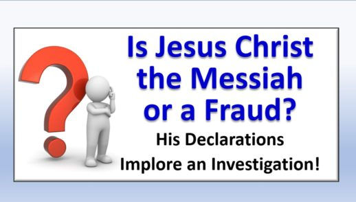 Is Jesus the Messiah or a Fraud