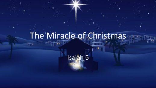 Christmas Prayer and Worship