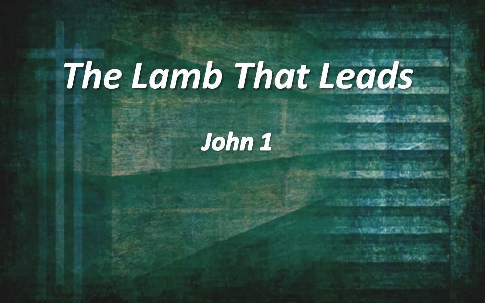 Gospel of John 1 (Part 3)