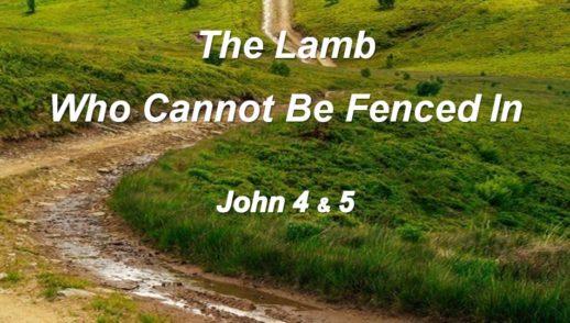 Gospel of John 4 & 5