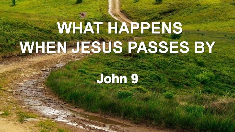Gospel of John 9