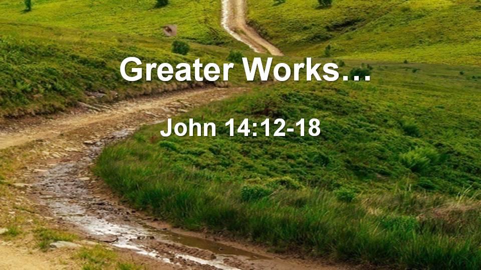 Gospel of John 14