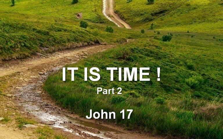 Gospel of John 17 (Part 2)