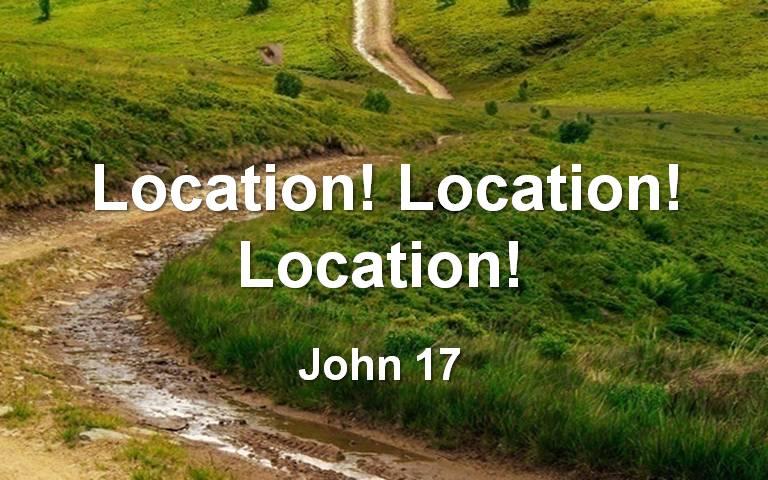 Gospel of John 17