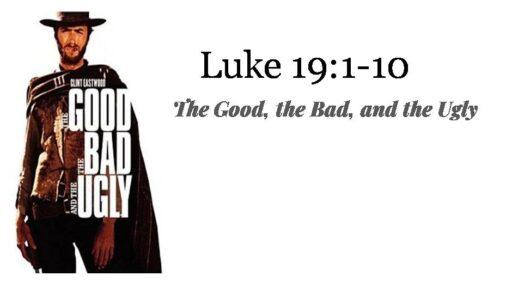 Gospel of Luke 19:1-10