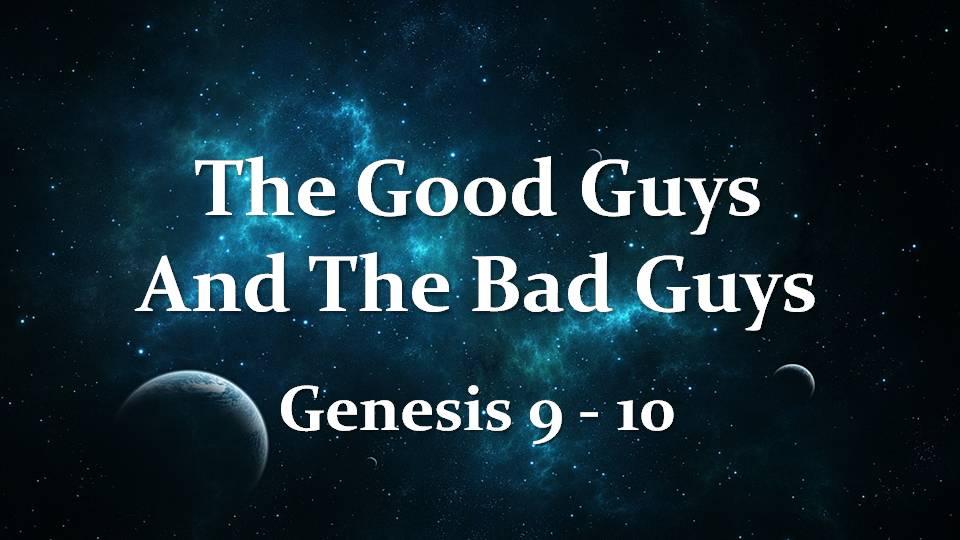 Book of Genesis 9 - 10