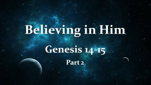 Book of Genesis 14 - 15 (Part 2)