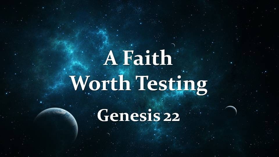 Book of Genesis 22