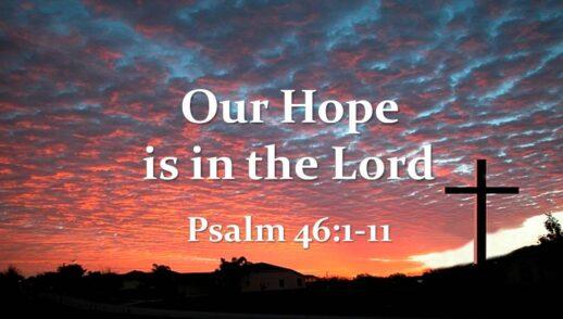 Psalm 46:1-11
