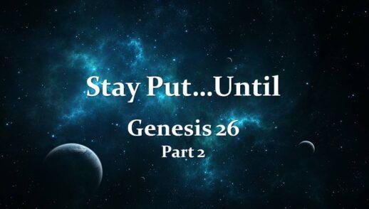 Book of Genesis 26 (Part 2)