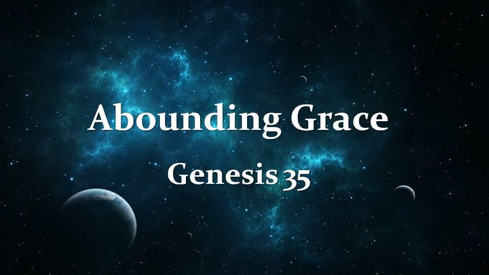 Book of Genesis 35
